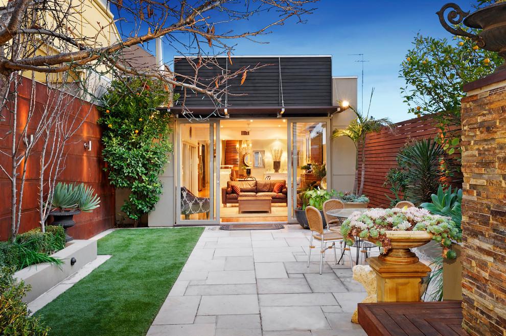 20+ Small Patio Designs, Ideas | Design Trends - Premium ... on Backyard Patio Designs  id=25592