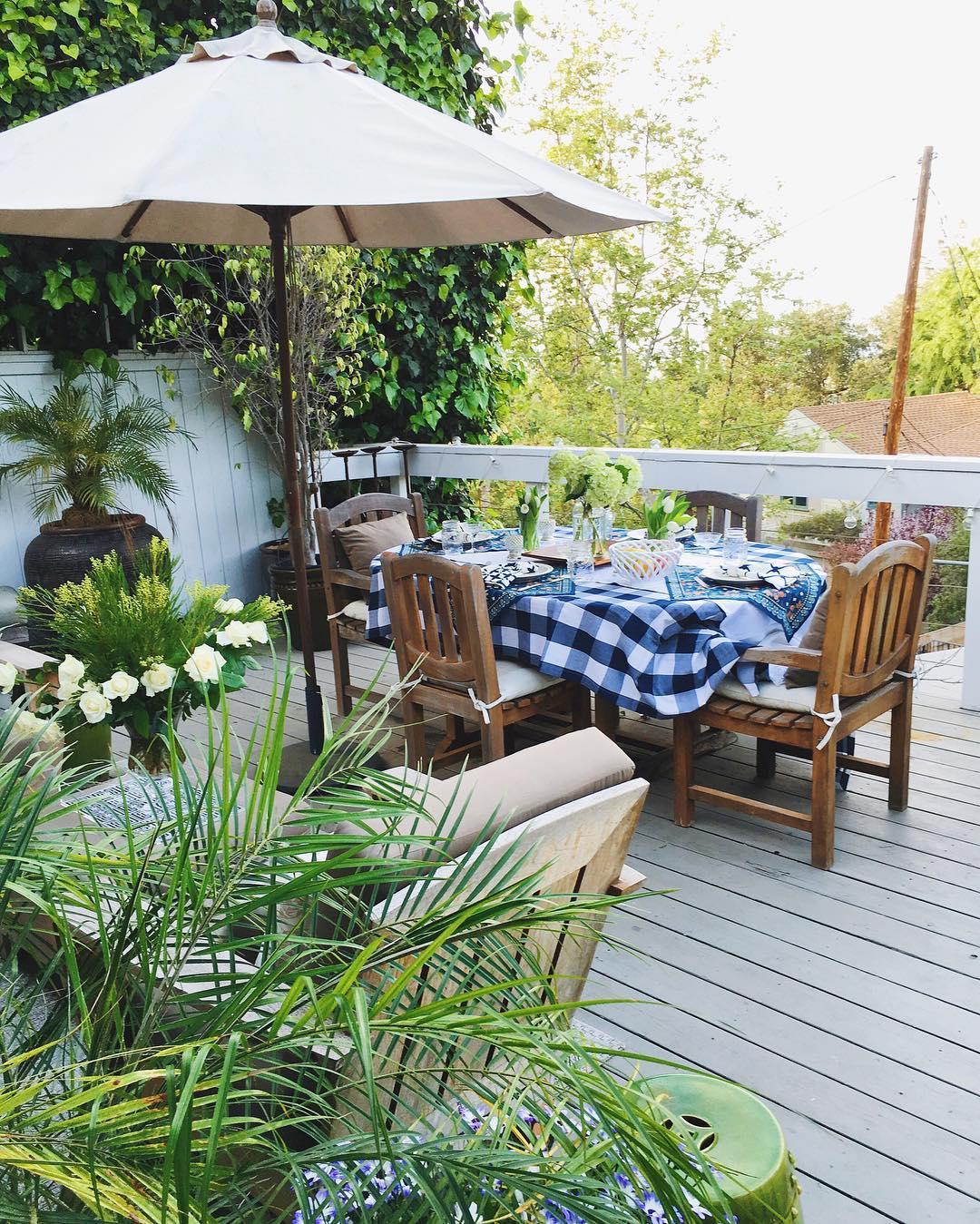 23+ Simple Patio Designs, Decorating Ideas | Design Trends ... on Cheap Backyard Patio Ideas id=26168
