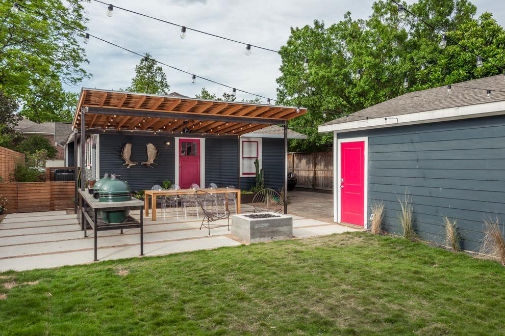 23+ Simple Patio Designs, Decorating Ideas | Design Trends ... on Cool Backyard Patio Ideas id=62494