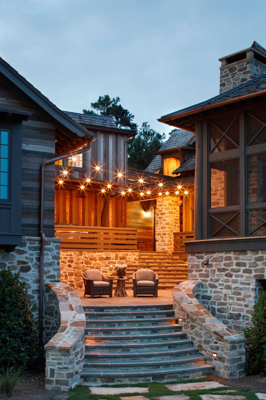 23+ Simple Patio Designs, Decorating Ideas | Design Trends ... on Simple Concrete Patio Designs id=78682