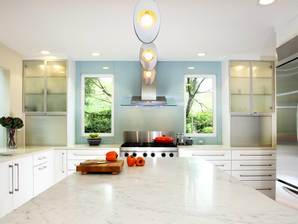 24+ Kitchen Island Designs, Decorating Ideas | Design ... on Modern Kitchen Counter Decor  id=90350