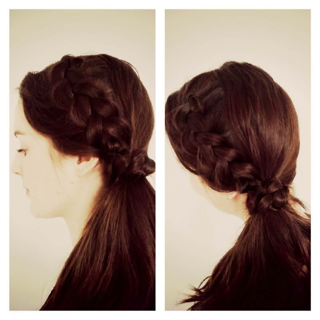 25 Side Braid Hairstyle Designs Ideas Design Trends