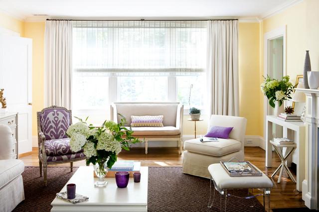 25+ Yellow Living Room Designs, Decorating Ideas   Design ... on Beautiful Home Decor  id=49608