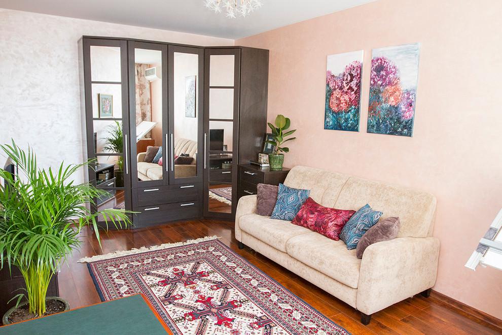20 Pink Living Room Designs Decorating Ideas Design