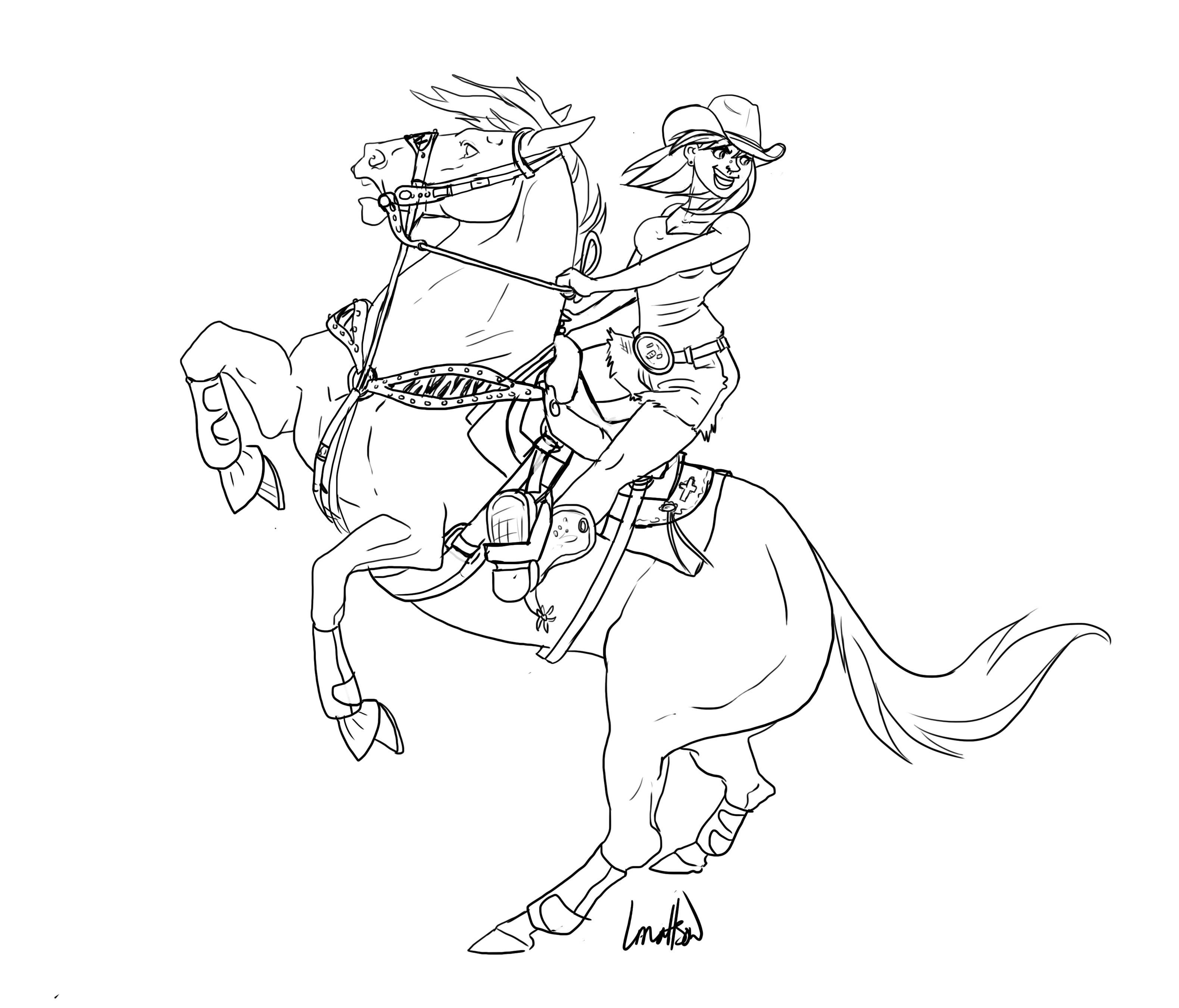 19 Beautiful Horse Drawings Art Ideas
