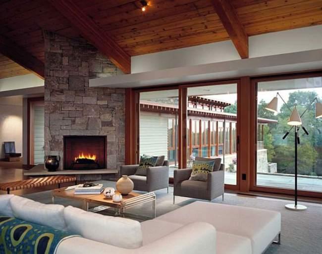 16+ Modern Living Room Designs, Decorating Ideas | Design ...