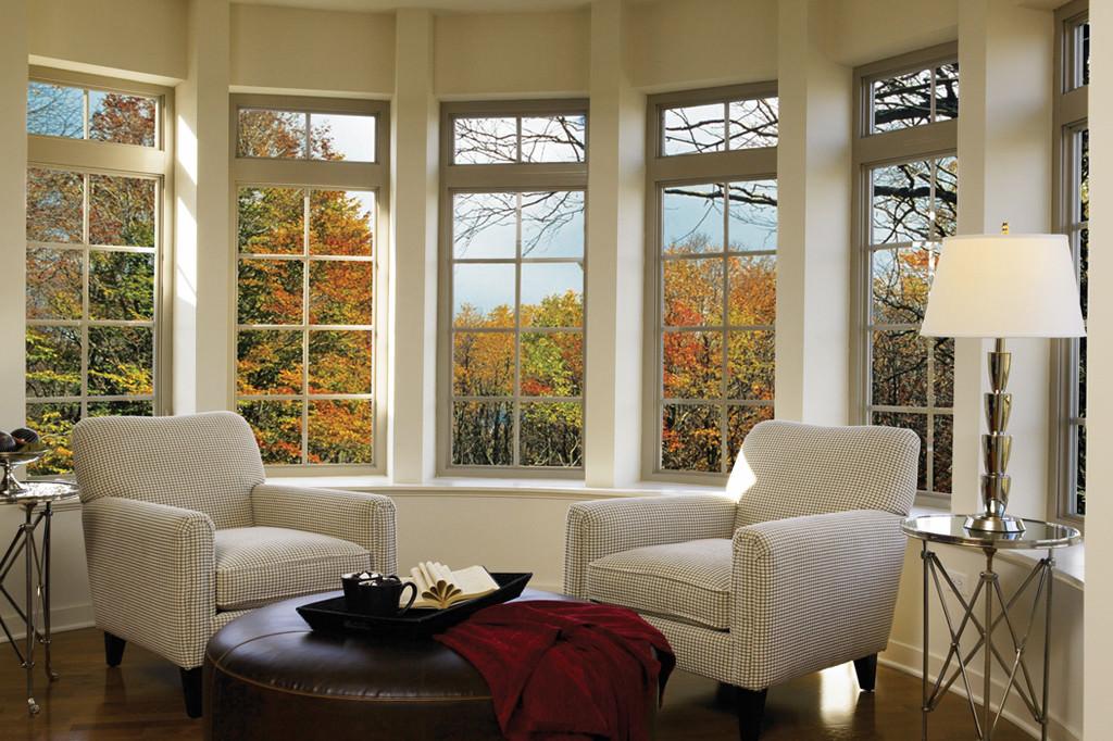 14+ Living Room Window Designs, Decorating Ideas | Design ... on Living Room Style Ideas  id=19685