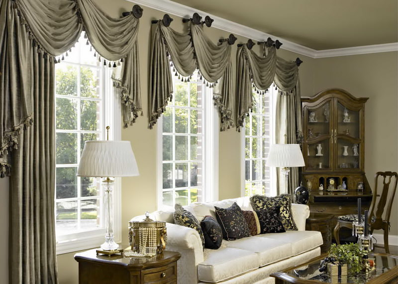 living room window ideas Centerfieldbarcom