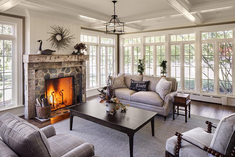 14+ Living Room Window Designs, Decorating Ideas | Design ... on Living Room Style Ideas  id=68749
