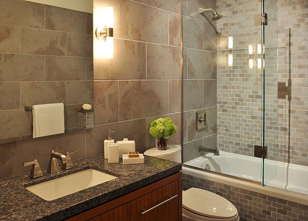 25+ Bathtub Tile Designs, Decorating Ideas