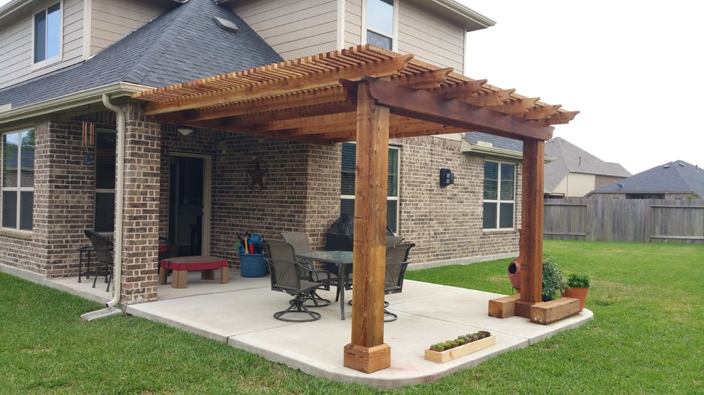 22+ Patio Cover Designs, Ideas, Plans | Design Trends ... on Backyard Patio Cover Ideas  id=51577