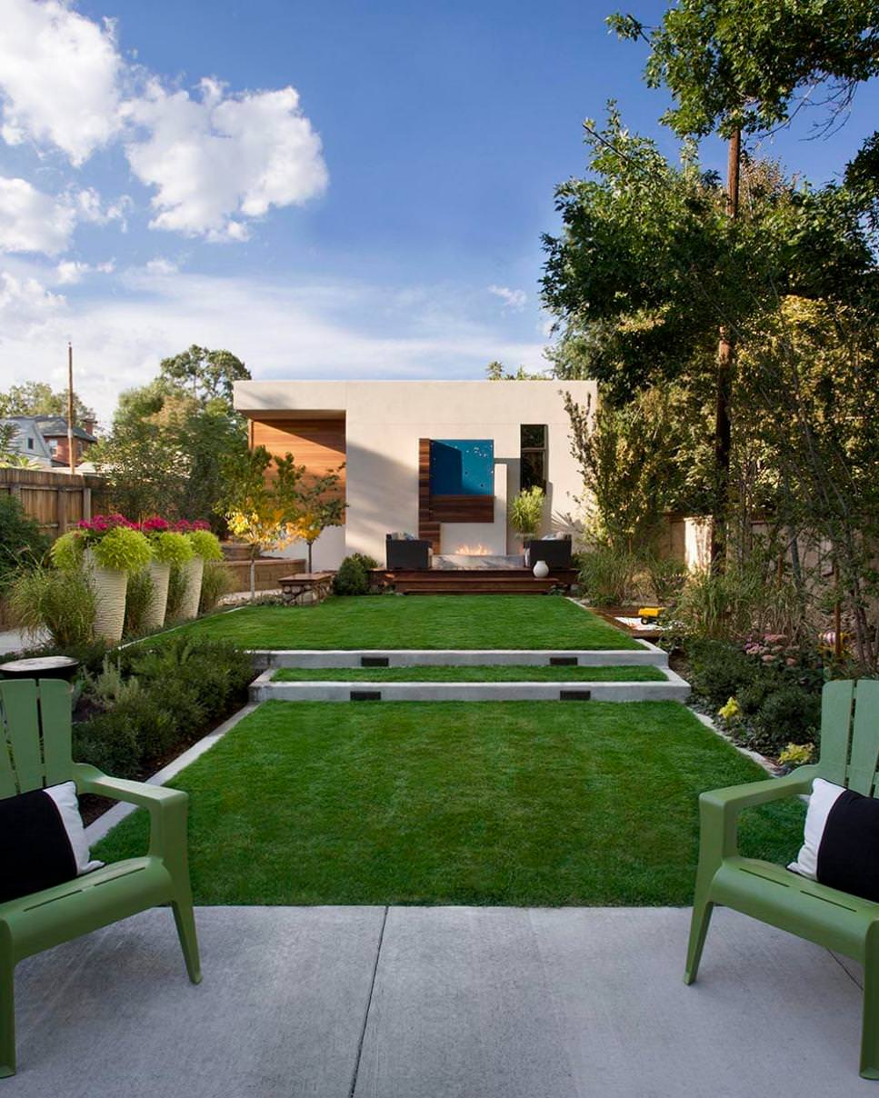 25+ Concrete Patio Outdoor Designs, Decorating Ideas ... on Best Backyard Patio Designs id=12244