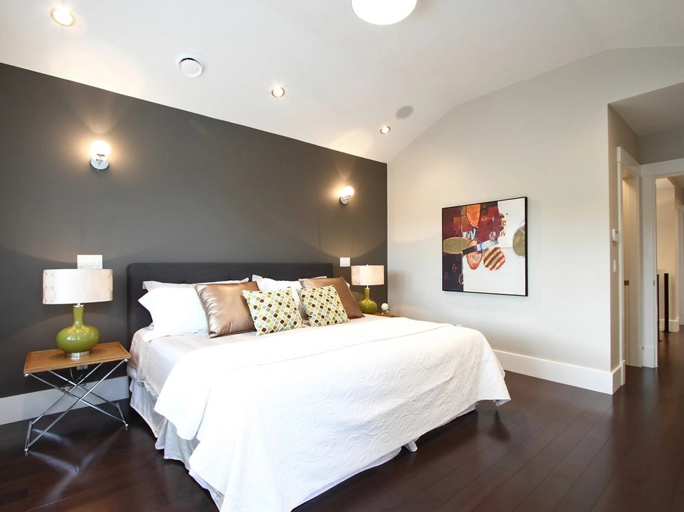 25 accent wall paint designs decor ideas design trends on master bedroom wall color id=23620