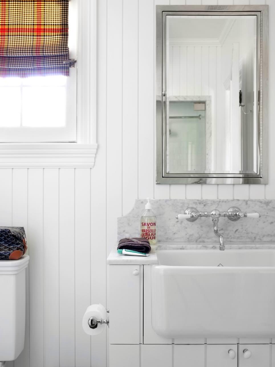 19+ Farmhouse Style Bathroom Designs, Decorating Ideas ... on Rural Bathroom  id=30024