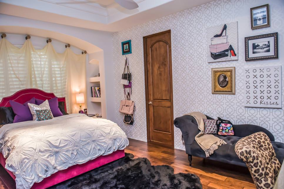 20+ Girly Bedroom Designs, Decorating Ideas | Design ... on Small Bedroom Ideas For Women  id=83926