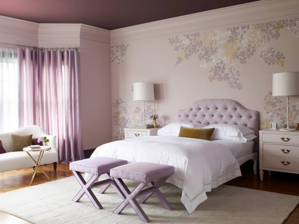 25+ Wall Decor Bedroom Designs, Decorating Ideas | Design ... on Room Decore  id=43261