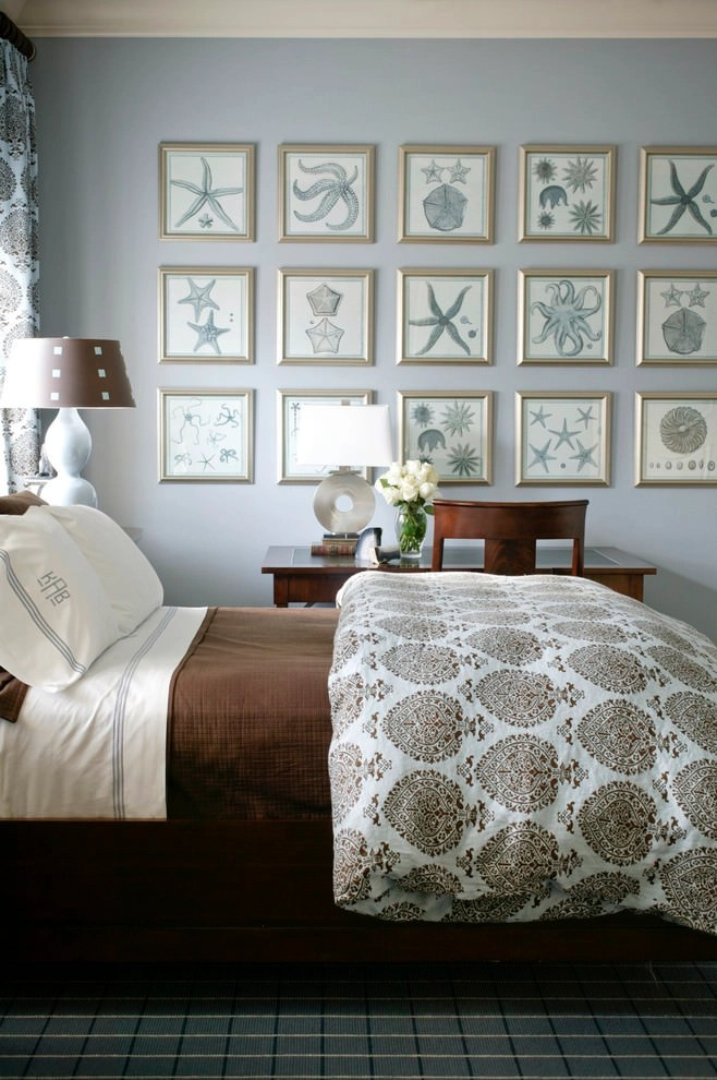 Here are tips to make yours a feature of the room, as well as how to drill into them to hang photos and other decor before painting a brick wall. 25+ Wall Decor Bedroom Designs, Decorating Ideas   Design