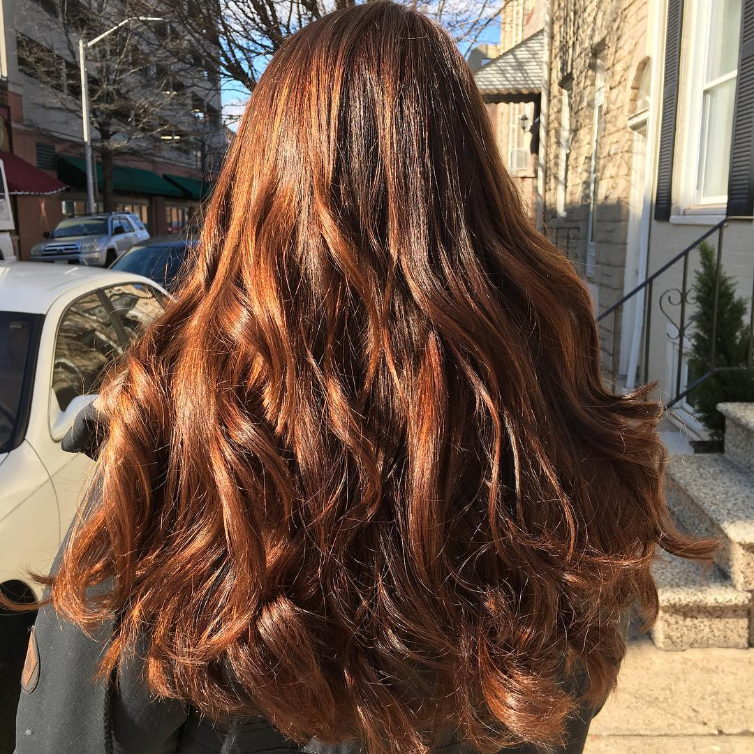 26 Long Wavy Hairstyle Designs Ideas Design Trends