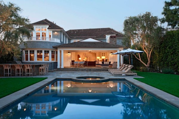 outdoor living patio and pool 20+ Outdoor Living Room Designs, Decorating Ideas | Design