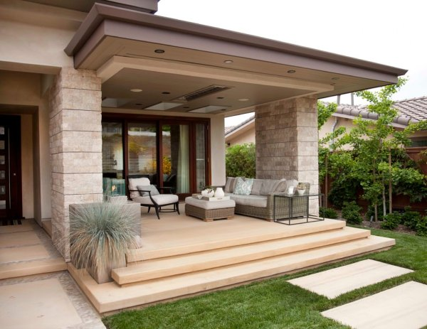 outdoor living patio ideas 20+ Outdoor Living Room Designs, Decorating Ideas | Design