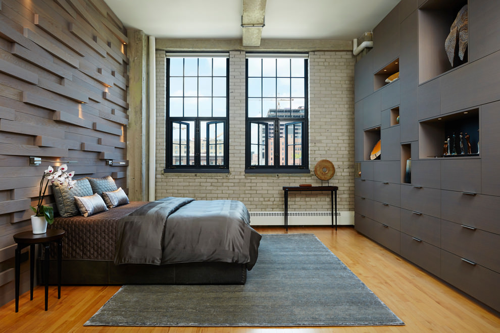 Prepare to be overcome with fantastic ideas. 20+ Industrial Bedroom Designs, Decorating Ideas | Design
