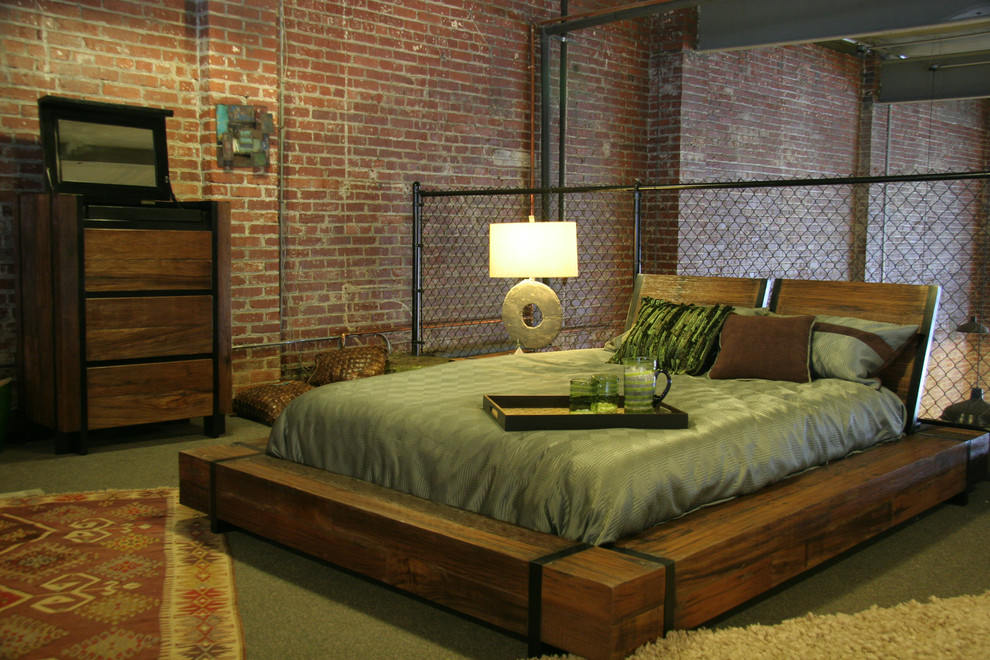 Explore hardwood flooring tips and options at tlc home. 20+ Industrial Bedroom Designs, Decorating Ideas   Design