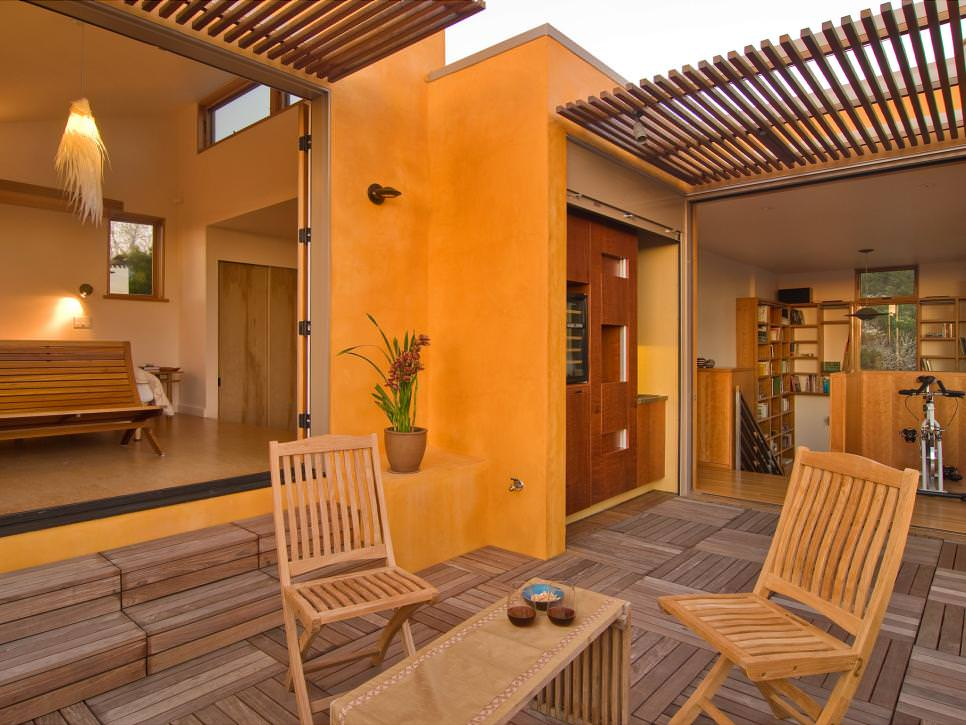 30+ Patio Designs, Decorating Ideas | Design Trends ... on Patio With Deck Ideas id=48136