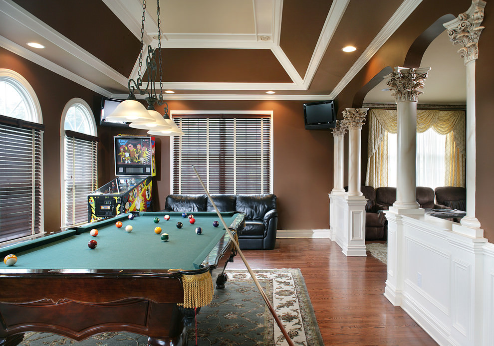 Every parent needs all the help they can get right now, which is why. 23+ Game Room Designs, Decorating Ideas   Design Trends ...
