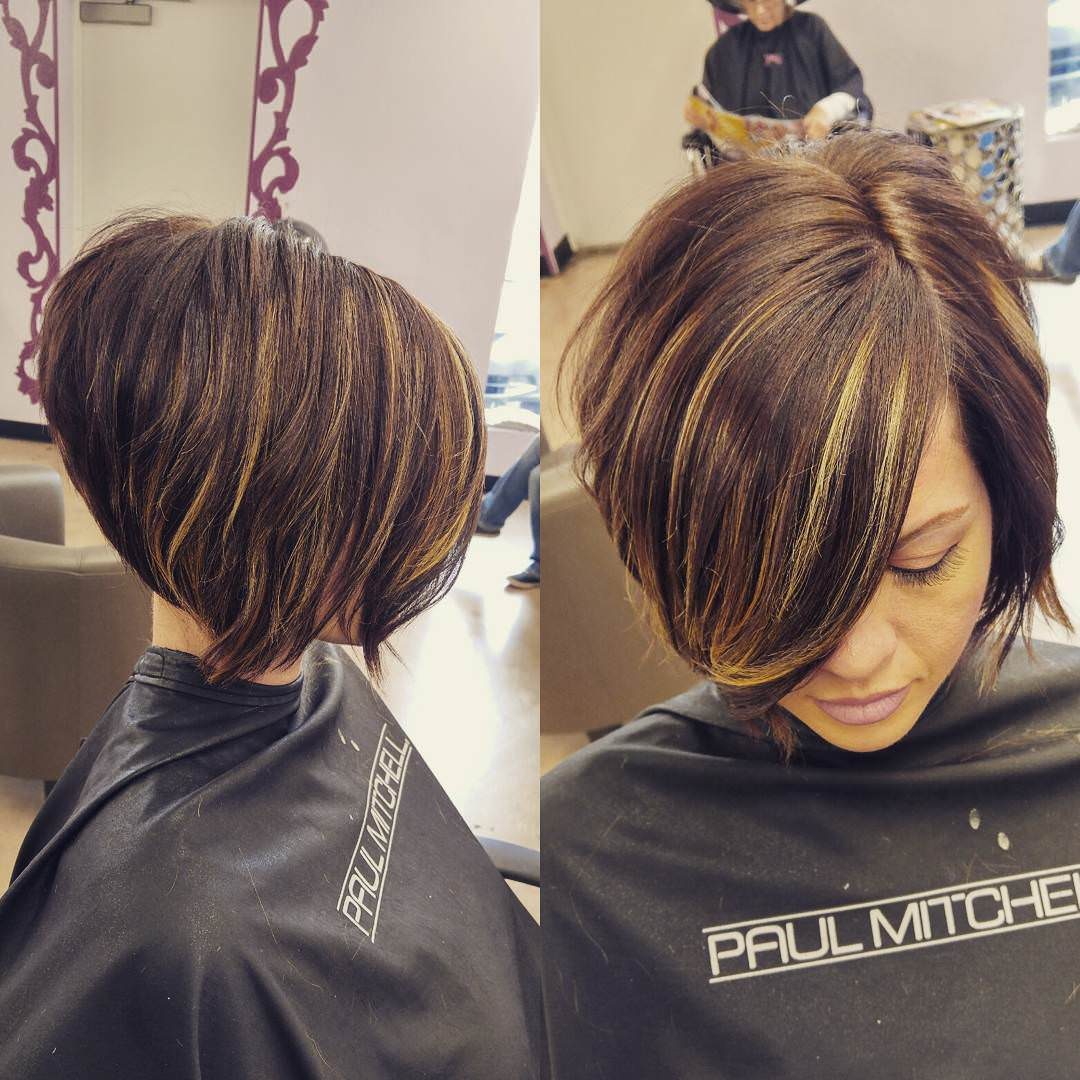 24 Stacked Bob Haircut Ideas Designs Hairstyles