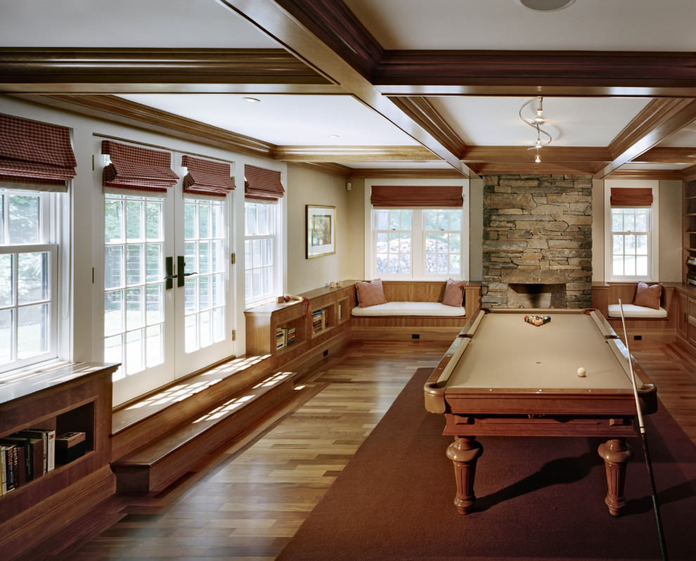 It's hard to say what kids will love more about this game: 23+ Game Room Designs, Decorating Ideas | Design Trends ...
