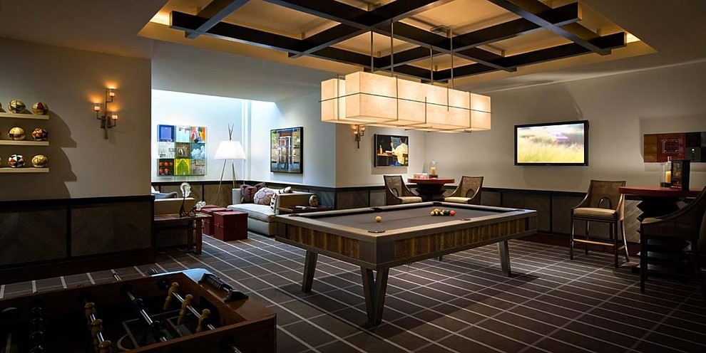 Unfortunately, it can also be an expensive undertaking. 23+ Game Room Designs, Decorating Ideas | Design Trends ...
