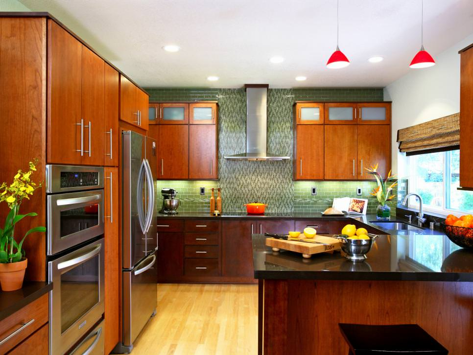25+ Kitchen Re-modelling and Designs, Decorating Ideas ... on Kitchen Remodel Modern  id=42510