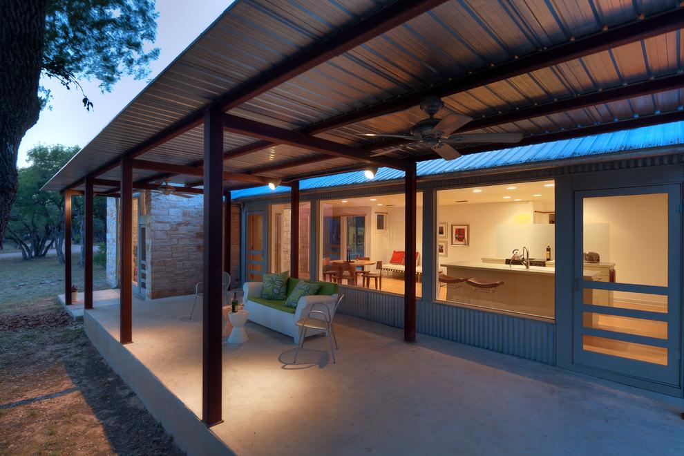 24+ Patio Roof Designs, Ideas, Plans. | Design Trends ... on Open Backyard Ideas id=45392