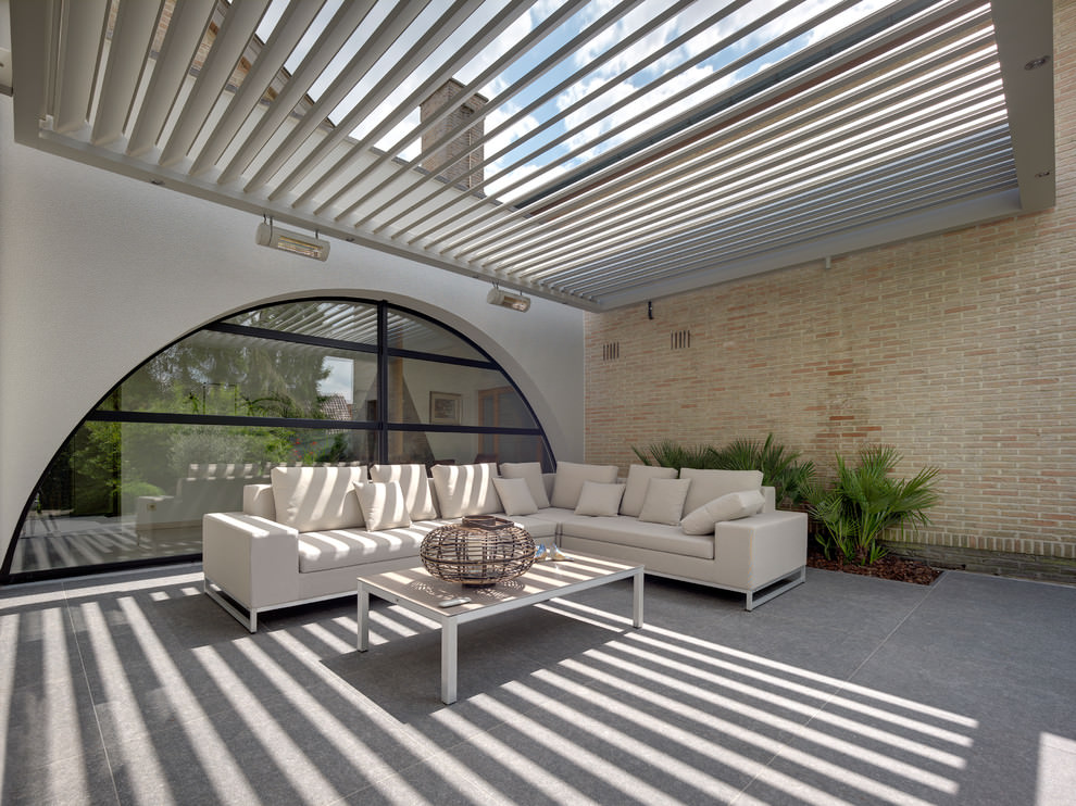 24+ Patio Roof Designs, Ideas, Plans.   Design Trends ... on Roof For Patio Ideas id=34379