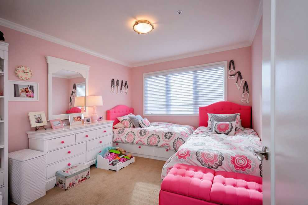 25+ Girl Shared Bedroom Designs | Bedroom Designs | Design ... on Room Girl  id=66620