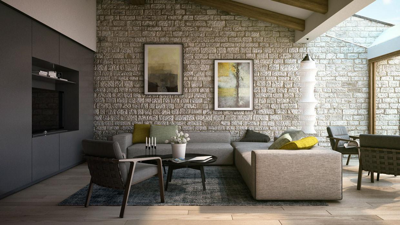 25+ Brick Wall Designs,Decor Ideas   Design Trends ... on Picture Room Decor  id=85604