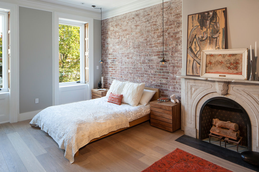 25+ Brick Wall Designs,Decor Ideas | Design Trends ... on Brick Wall Decorating Ideas  id=34143