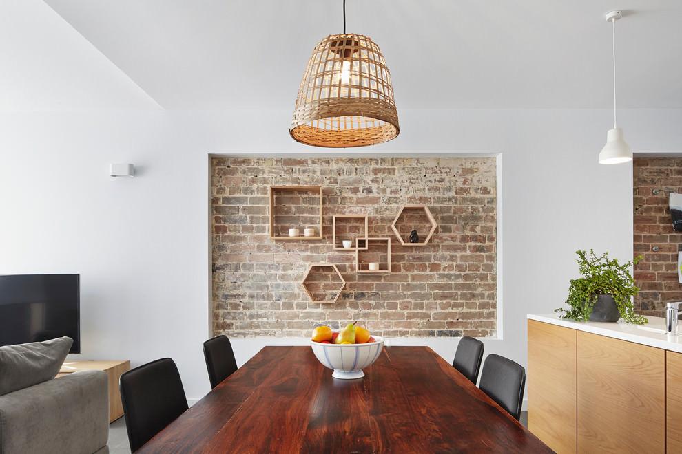 25+ Brick Wall Designs,Decor Ideas | Design Trends ... on Brick Wall Decorating Ideas  id=69680