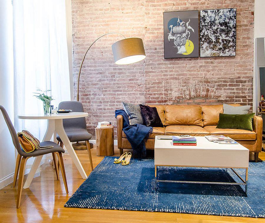 25+ Brick Wall Designs,Decor Ideas | Design Trends ... on Brick Wall Decorating Ideas  id=12278