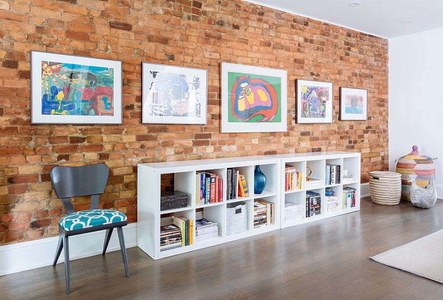 25+ Brick Wall Designs,Decor Ideas | Design Trends ... on Brick Wall Decorating Ideas  id=35296
