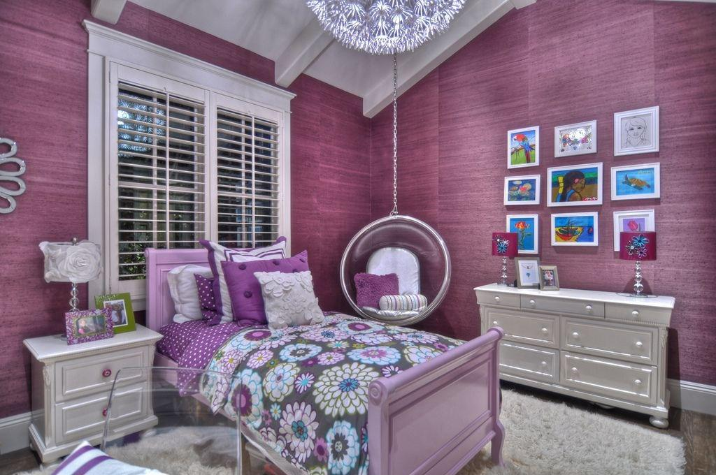 27+ Purple Childs Room Designs | Kids room Designs ... on Cool Bedroom Ideas For Small Rooms  id=84417