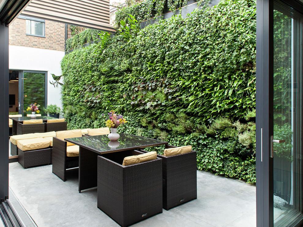 23+ Green Wall Designs, Decor Ideas   Design Trends ... on Green Wall Patio id=34218