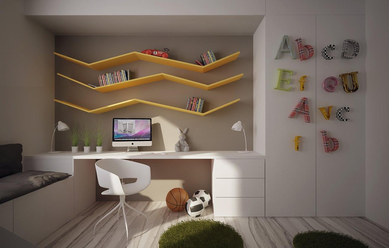 25 Child S Room Storage Furniture Designs Ideas Plans