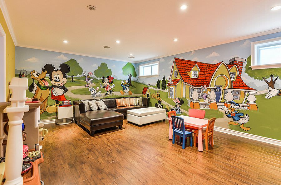 From the aboriginal 1900s through the aboriginal 1920s during the arts and crafts movement. 24+ Disney Themed Bedroom Designs, Decorating Ideas