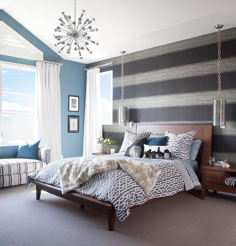 23+ Child Room Designs, Decorating Ideas With Striped ... on Trendy Room  id=47108