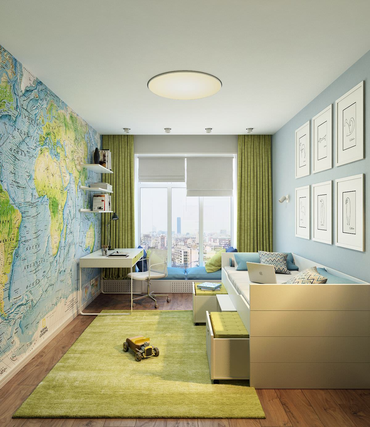 Decorating themes include island getaway, parisian, casual, and more. 24+ Teen Boys Room Designs, Decorating Ideas | Design