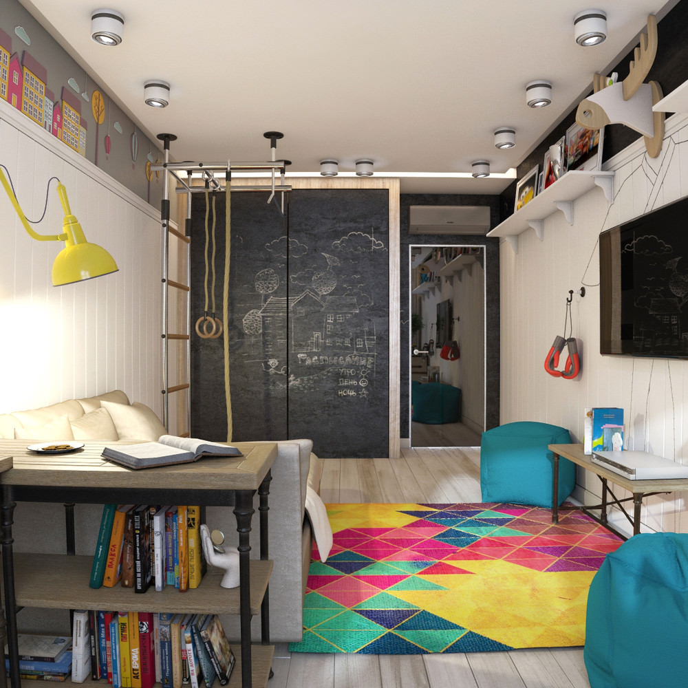 24+ Teen Boys Room Designs, Decorating Ideas | Design ... on Rooms For Teenagers  id=27097