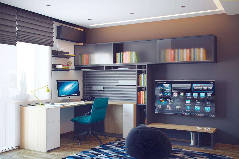 24 Teen Boys Room Designs Decorating Ideas Design