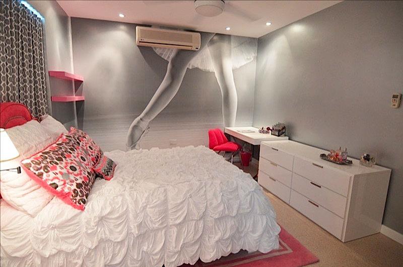 23+ Chic Teen Girls Bedroom Designs, Decorating Ideas ... on Classy Teenage Room Decor  id=50578