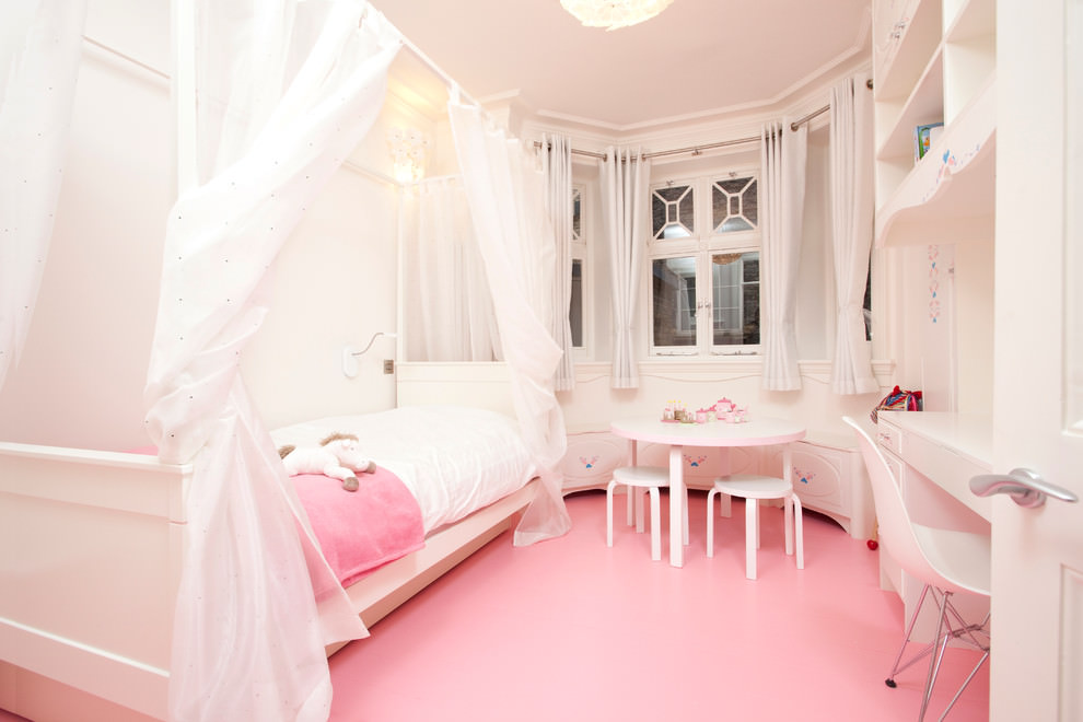 23+ Chic Teen Girls Bedroom Designs, Decorating Ideas ... on Beautiful Room For Girls  id=64373